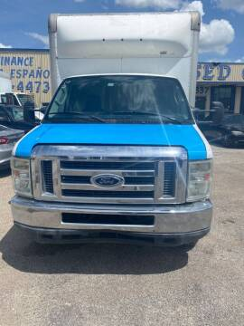 2011 Ford E-Series Chassis for sale at BSA Used Cars in Pasadena TX