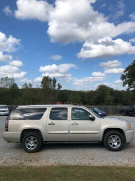 2007 GMC Yukon XL for sale at Gregs Auto Sales in Batesville AR