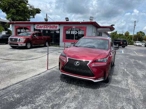 2015 Lexus NX 200t for sale at CARSTRADA in Hollywood FL