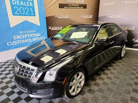 2013 Cadillac ATS for sale at X Drive Auto Sales Inc. in Dearborn Heights MI