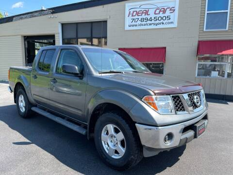 2007 Nissan Frontier for sale at I-Deal Cars LLC in York PA