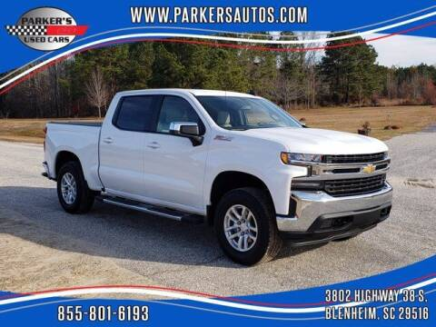 2019 Chevrolet Silverado 1500 for sale at Parker's Used Cars in Blenheim SC
