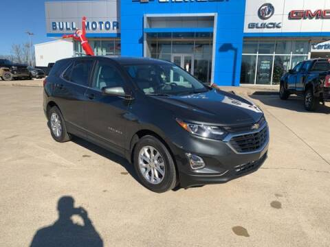 2021 Chevrolet Equinox for sale at BULL MOTOR COMPANY in Wynne AR