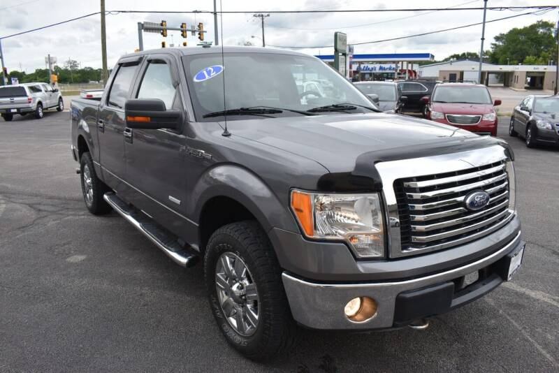 2012 Ford F-150 for sale at World Class Motors in Rockford IL