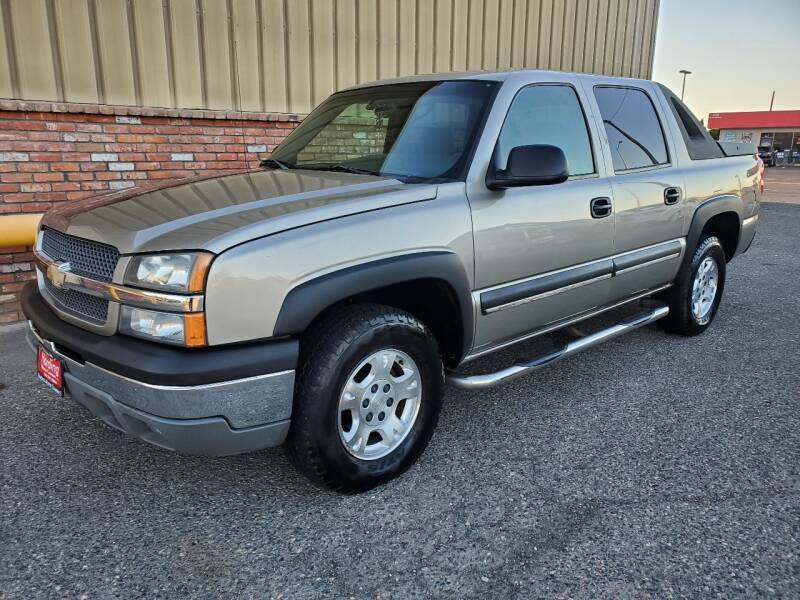 2003 Chevrolet Avalanche for sale at Harding Motor Company in Kennewick WA
