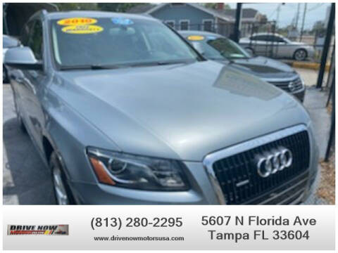 2010 Audi Q5 for sale at Drive Now Motors USA in Tampa FL