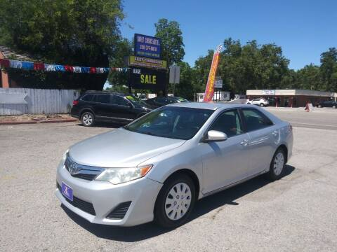 2012 Toyota Camry for sale at Right Choice Auto in Boise ID