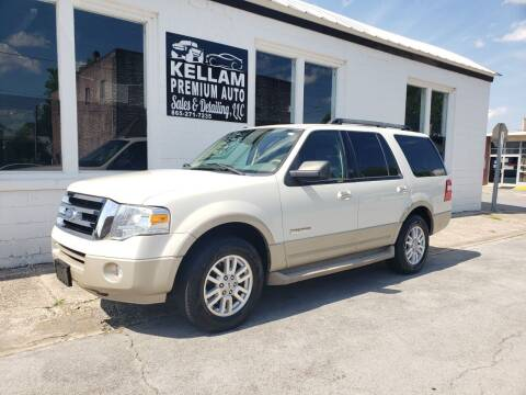 2008 Ford Expedition for sale at Kellam Premium Auto Sales & Detailing LLC in Loudon TN