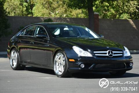2009 Mercedes-Benz CLS for sale at Galaxy Autosport in Sacramento CA