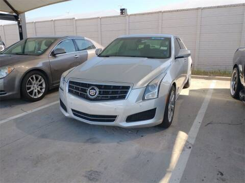 2014 Cadillac ATS for sale at Excellence Auto Direct in Euless TX