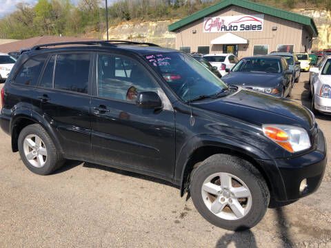 2005 Toyota RAV4 for sale at Gilly's Auto Sales in Rochester MN