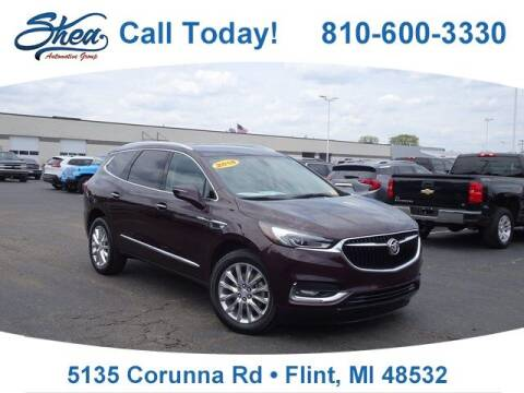 2018 Buick Enclave for sale at Jamie Sells Cars 810 - Linden Location in Flint MI