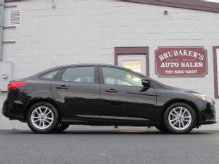 2017 Ford Focus for sale at Brubakers Auto Sales in Myerstown PA