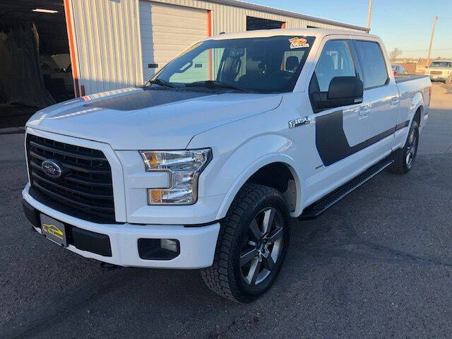 2015 Ford F-150 for sale at Valley Auto Locators in Gering NE