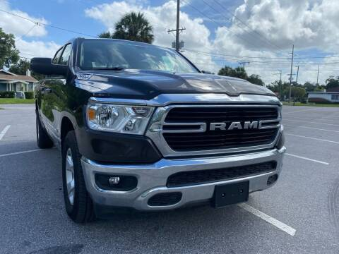 2019 RAM Ram Pickup 1500 for sale at Consumer Auto Credit in Tampa FL
