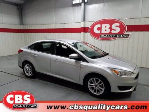 2018 Ford Focus for sale at CBS Quality Cars in Durham NC