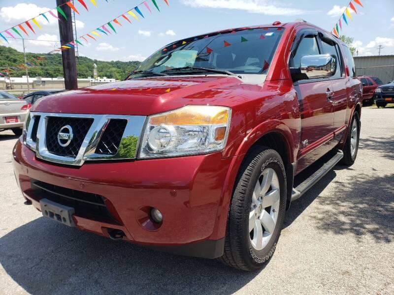 2008 Nissan Armada for sale at BBC Motors INC in Fenton MO