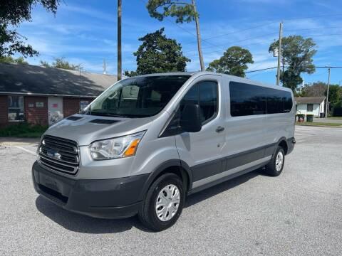2017 Ford Transit Passenger for sale at Asap Motors Inc in Fort Walton Beach FL