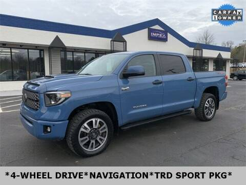 2019 Toyota Tundra for sale at Impex Auto Sales in Greensboro NC