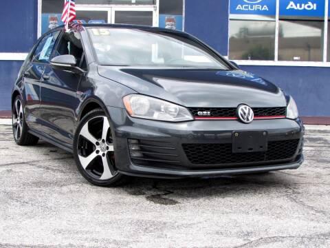 2015 Volkswagen Golf GTI for sale at Orlando Auto Connect in Orlando FL