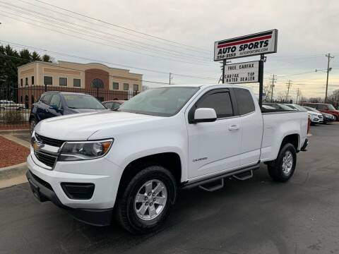 2016 Chevrolet Colorado for sale at Auto Sports in Hickory NC