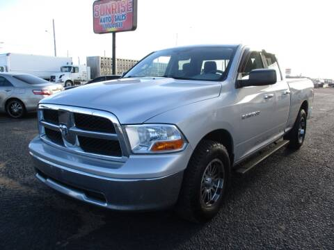 2011 RAM Ram Pickup 1500 for sale at Sunrise Auto Sales in Liberal KS