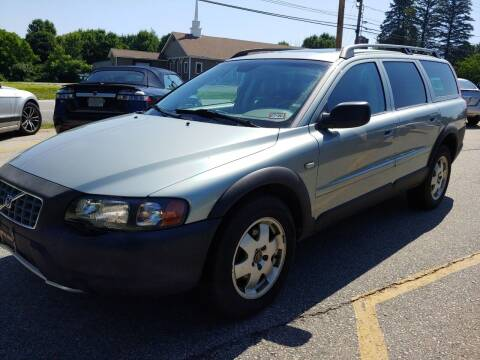 2004 Volvo XC70 for sale at J's Auto Exchange in Derry NH