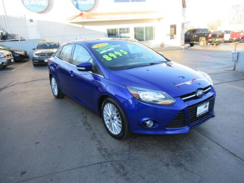 2014 Ford Focus for sale at Auto Land Inc in Crest Hill IL