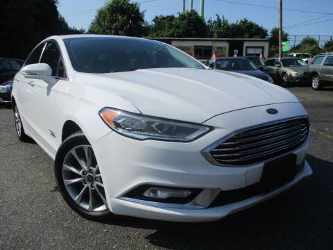 2017 Ford Fusion Energi for sale at Unlimited Auto Sales Inc. in Mount Sinai NY