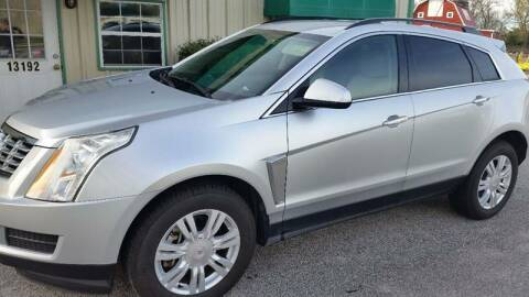 2015 Cadillac SRX for sale at Haigler Motors Inc in Tyler TX