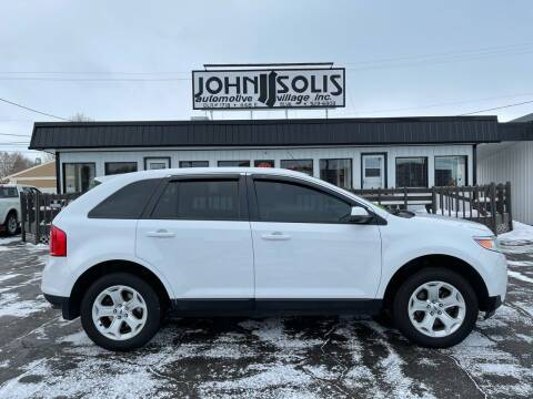 2014 Ford Edge for sale at John Solis Automotive Village in Idaho Falls ID