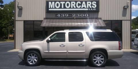 2008 GMC Yukon XL for sale at MotorCars LLC in Wellford SC