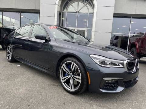 2018 BMW 7 Series for sale at South Shore Chrysler Dodge Jeep Ram in Inwood NY