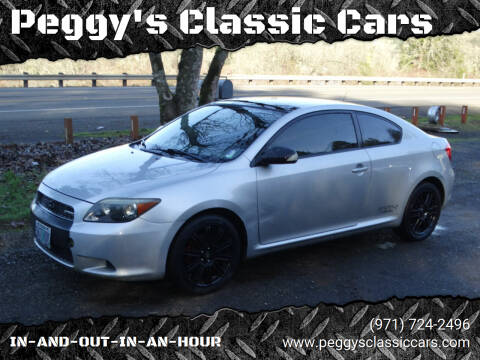 2006 Scion tC for sale at Peggy's Classic Cars in Oregon City OR