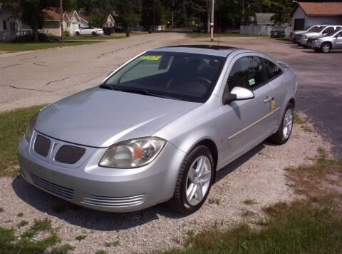 2008 Pontiac G5 for sale at LAKESIDE MOTORS LLC in Houghton Lake MI