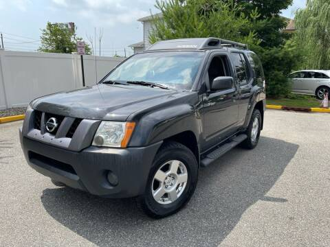 2007 Nissan Xterra for sale at Giordano Auto Sales in Hasbrouck Heights NJ