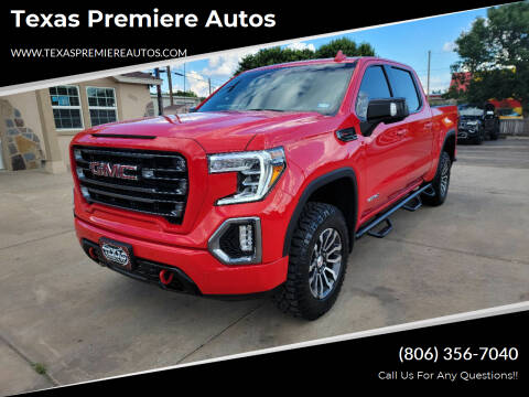 2021 GMC Sierra 1500 for sale at Texas Premiere Autos in Amarillo TX