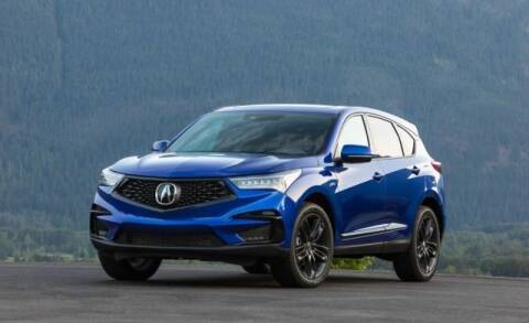 2021 Acura RDX for sale at XS Leasing in Brooklyn NY