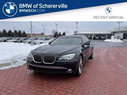 2009 BMW 7 Series for sale at BMW of Schererville in Shererville IN