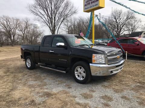 2013 Chevrolet Silverado 1500 for sale at Ultimate Auto Sales in Crown Point IN