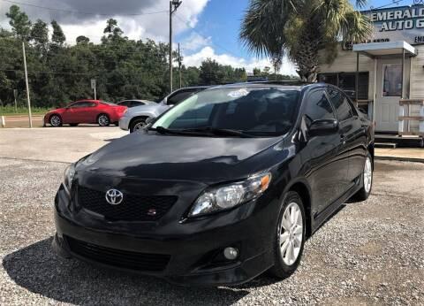 2010 Toyota Corolla for sale at Emerald Coast Auto Group LLC in Pensacola FL