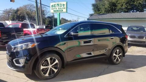 2018 Kia Sorento for sale at Bundy Auto Sales in Sumter SC