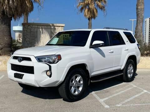 2016 Toyota 4Runner for sale at Motorcars Group Management - Bud Johnson Motor Co in San Antonio TX