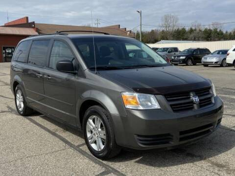 2010 Dodge Grand Caravan for sale at Miller Auto Sales in Saint Louis MI