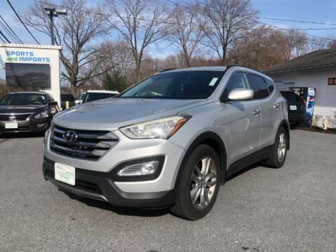 2013 Hyundai Santa Fe Sport for sale at Sports & Imports in Pasadena MD