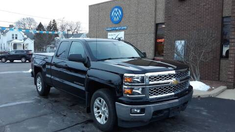 2014 Chevrolet Silverado 1500 for sale at Mighty Motors in Adrian MI