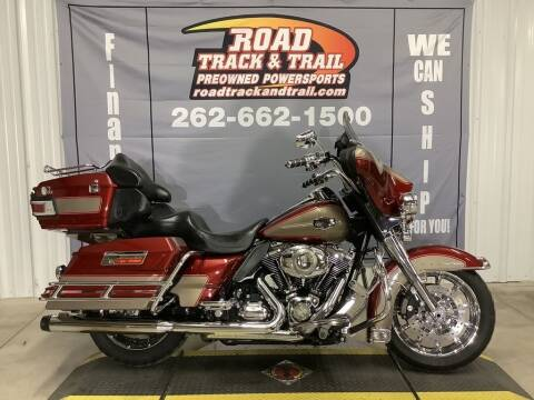 2009 Harley-Davidson® FLHTCU - Ultra Classic® E for sale at Road Track and Trail in Big Bend WI