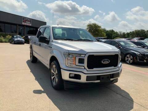 2019 Ford F-150 for sale at KIAN MOTORS INC in Plano TX