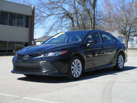 2018 Toyota Camry for sale at A & A IMPORTS OF TN in Madison TN