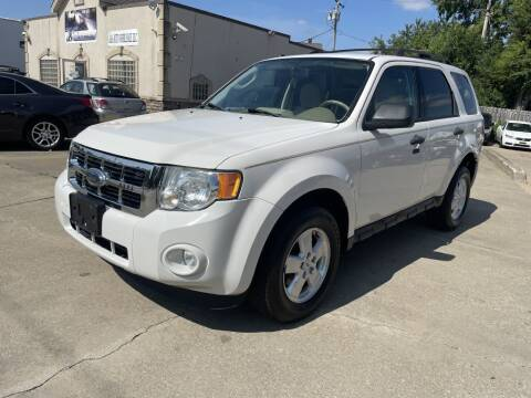 2009 Ford Escape for sale at T & G / Auto4wholesale in Parma OH